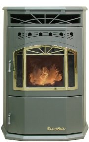 The Europa 75 Adirondack Stoves Heat Systems Gas