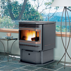The Meridian Freestanding Adirondack Stoves Heat Systems