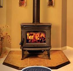 Products - Gas Freestanding Stoves - Gas Fireplaces by Central
