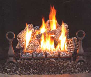 Gas Logs - custom gas logs - Eiklor Flames