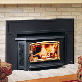 Summit Steel Wood Stove Insert Adirondack Stoves Heat Systems Gas Pellet Wood Coal Stoves