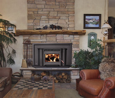 The Kodiak 1700 Insert | Adirondack Stoves Heat Systems | Gas ...
